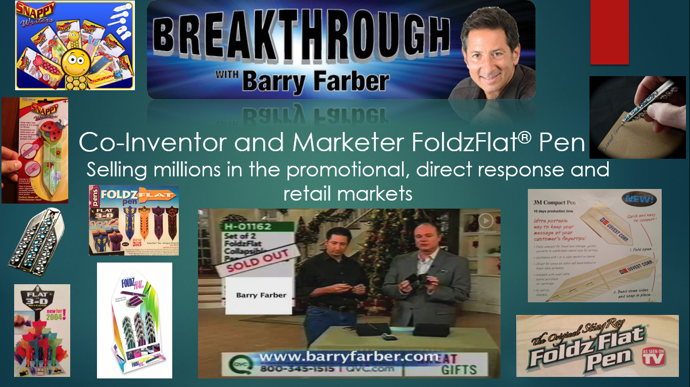 Barry Farber - Featured Products